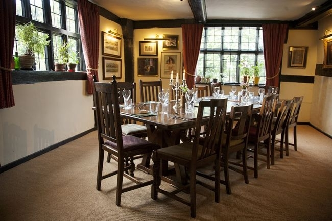 Private dining old hall sandbach for Best private dining rooms cheshire